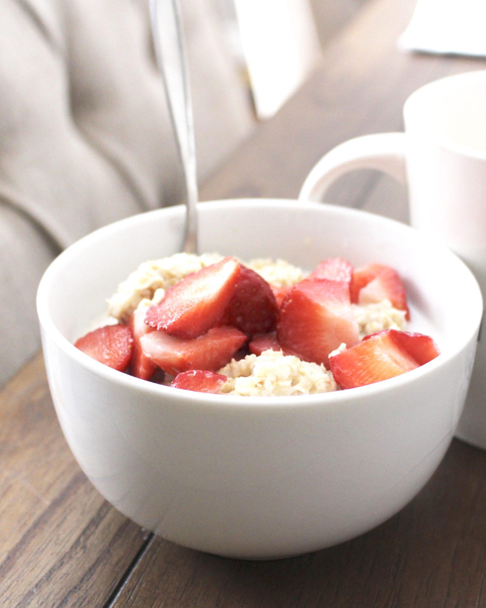 make oatmeal not boring