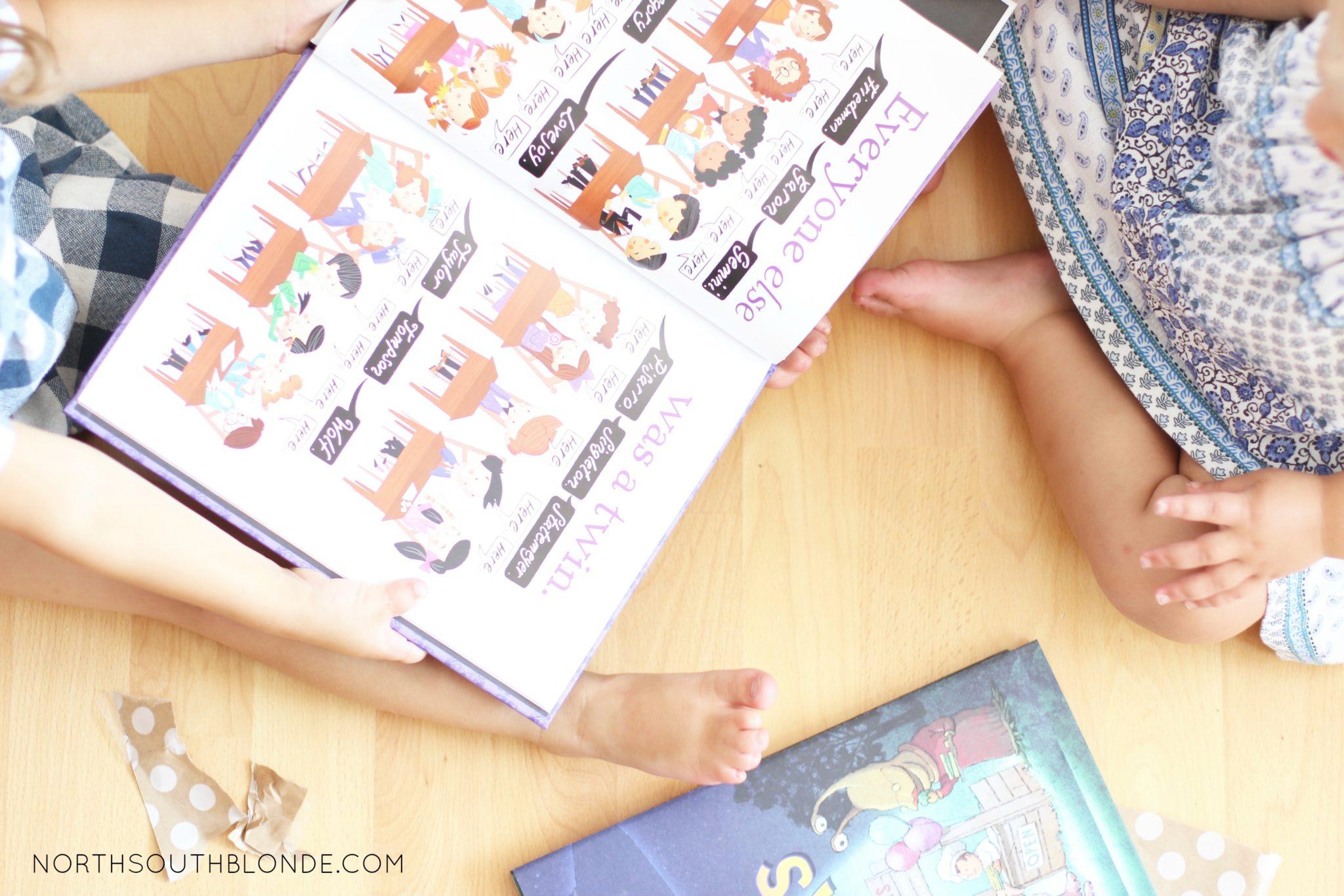 bookroo children's book subscription