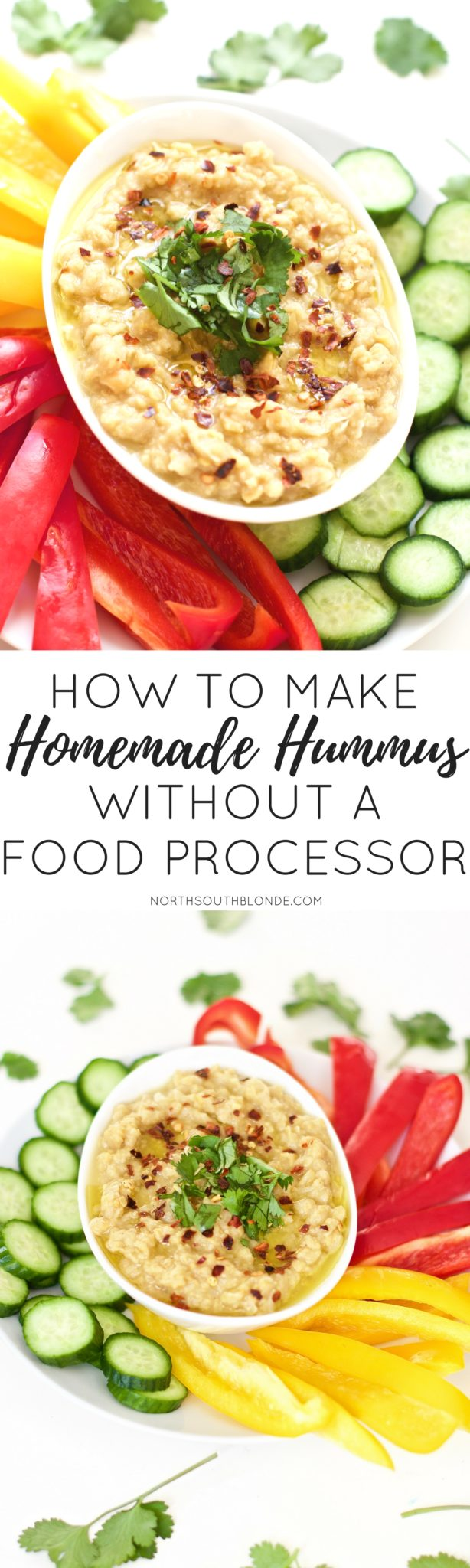 How to make homemade hummus without a food processor forumfinder Choice Image