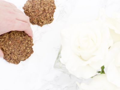 Carrot Cake Cookies (Gluten-Free, Low Fat, Kid-Friendly)