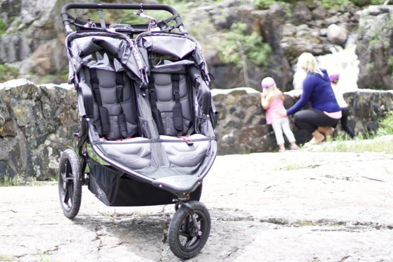 B.O.B. Revolution PRO Duallie (The Best All Terrain Double Jogging Stroller)