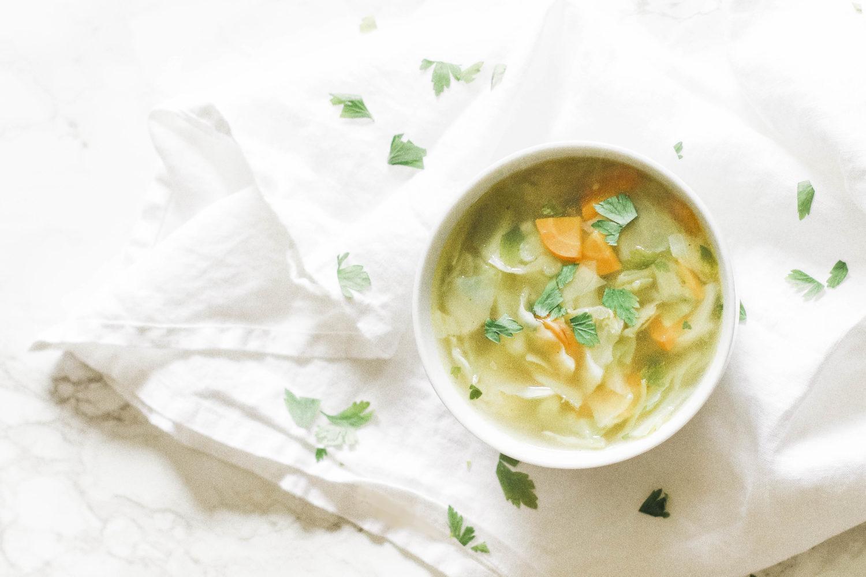 Fat Burning Cabbage Soup Gf Keto Paleo Whole 30 And Vegan